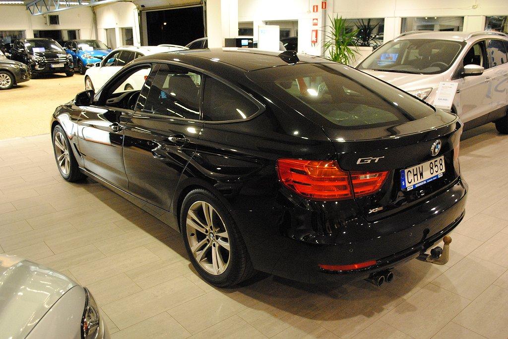 BMW 328 *1.95%ränta/5000kr i bränsle* xDrive Gran Turismo Sport Line