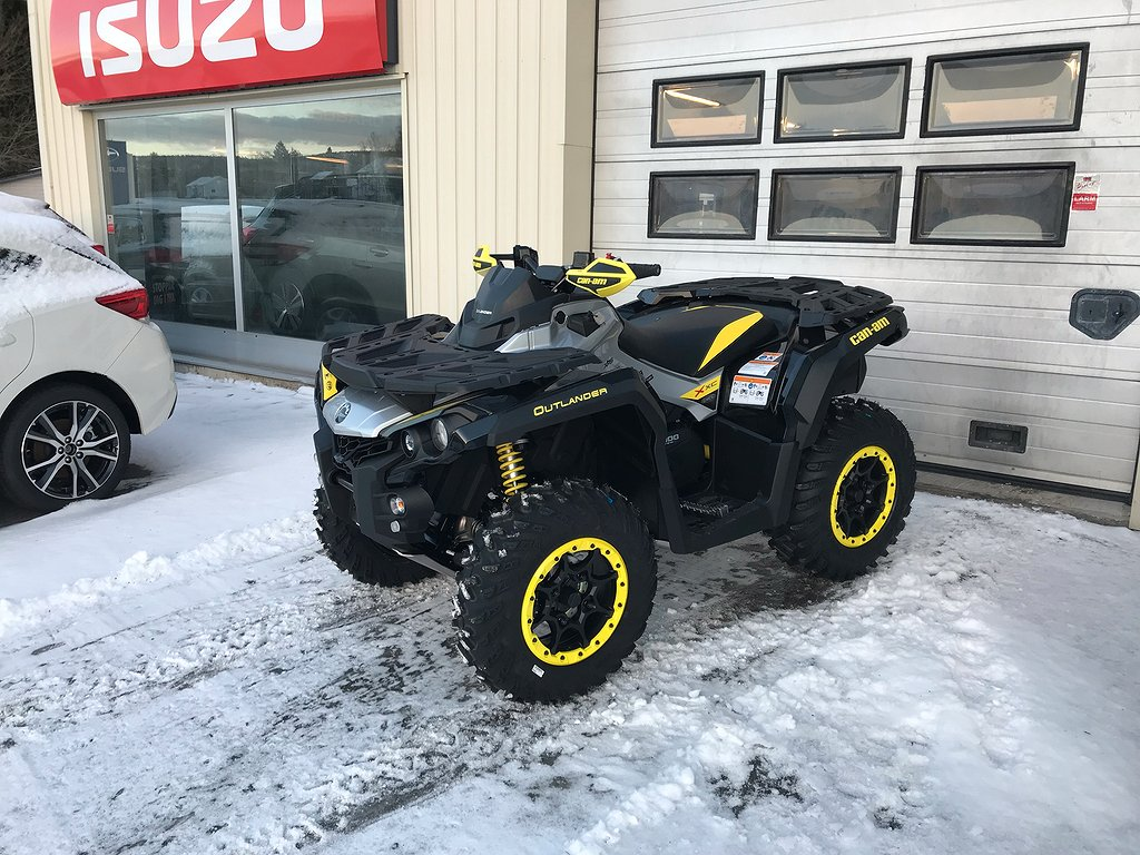 Can-Am Outlander XXC T3B ABS