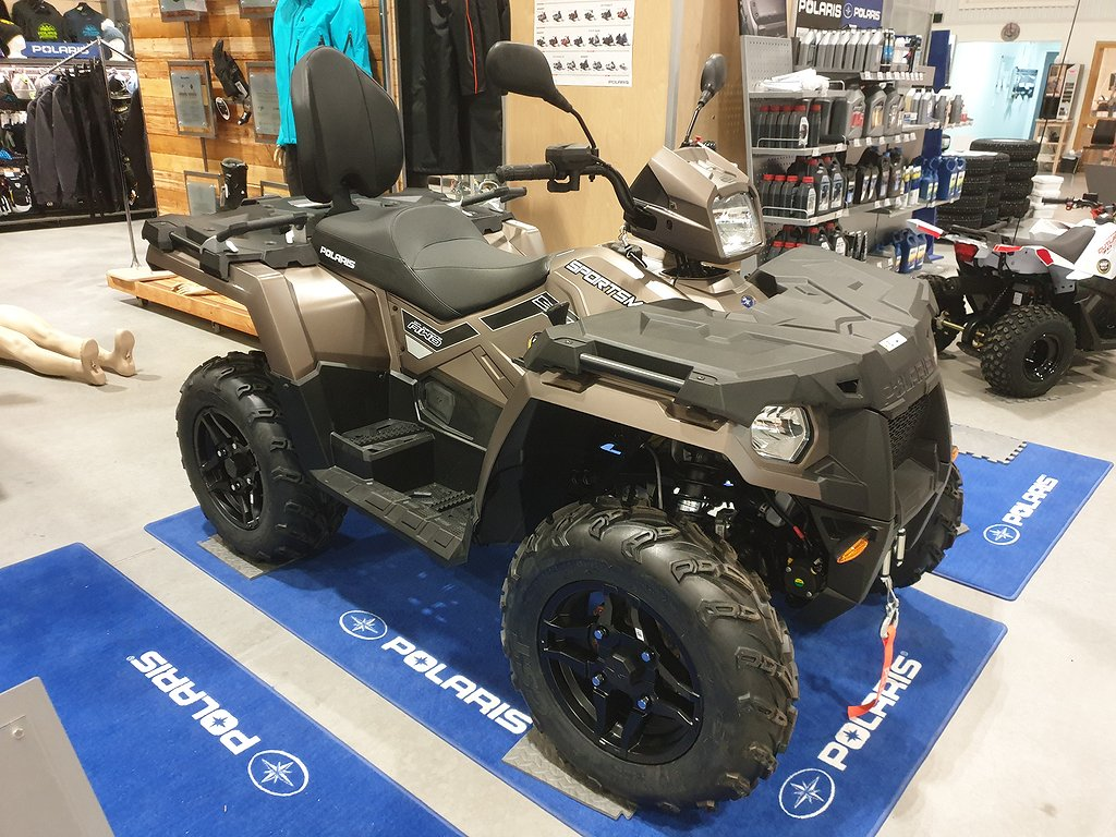 Polaris Sportsman 570 Eps SP Touring ABRIS LEKSAND