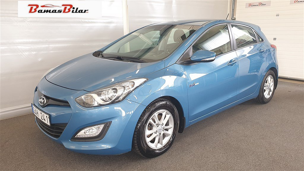 Hyundai i30 5-dörrar 1.6 CRDi Manuell, 110hk