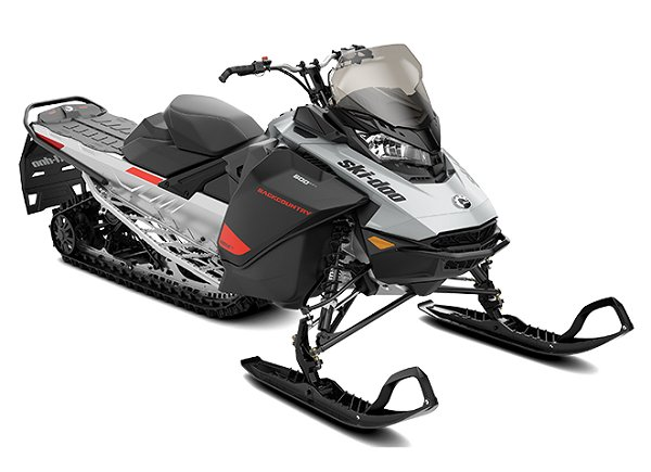 Ski-doo Backcountry Sport 600 EFI