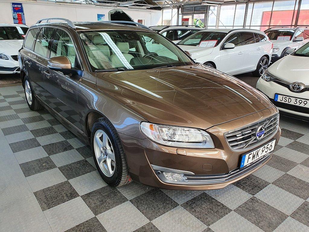 Volvo V70 D4 e Aut*Summum*Classic*181hk