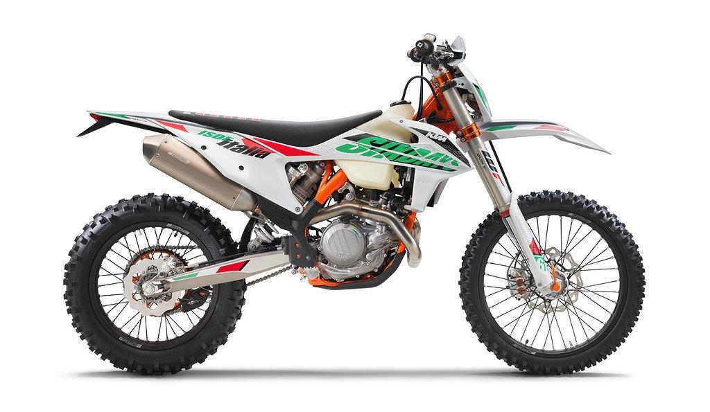 KTM 500 EXC-F *Omgående leverans* -2021