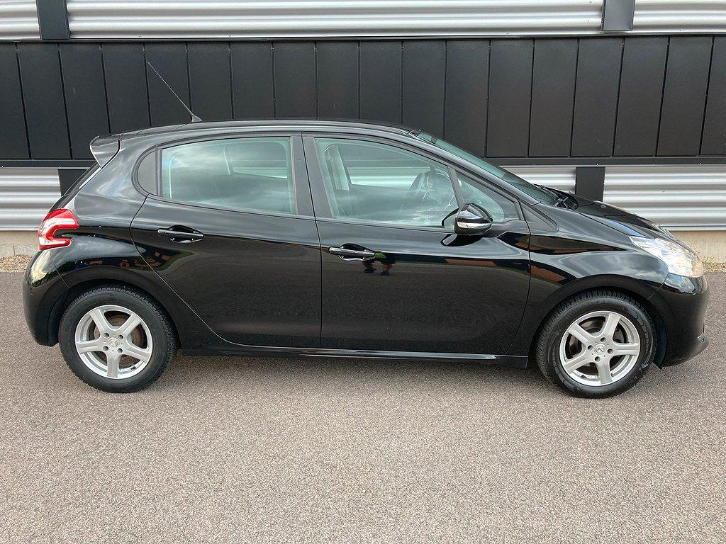 Peugeot 208 5-dörrar 1.2 VTi EGS Euro 6 82hk