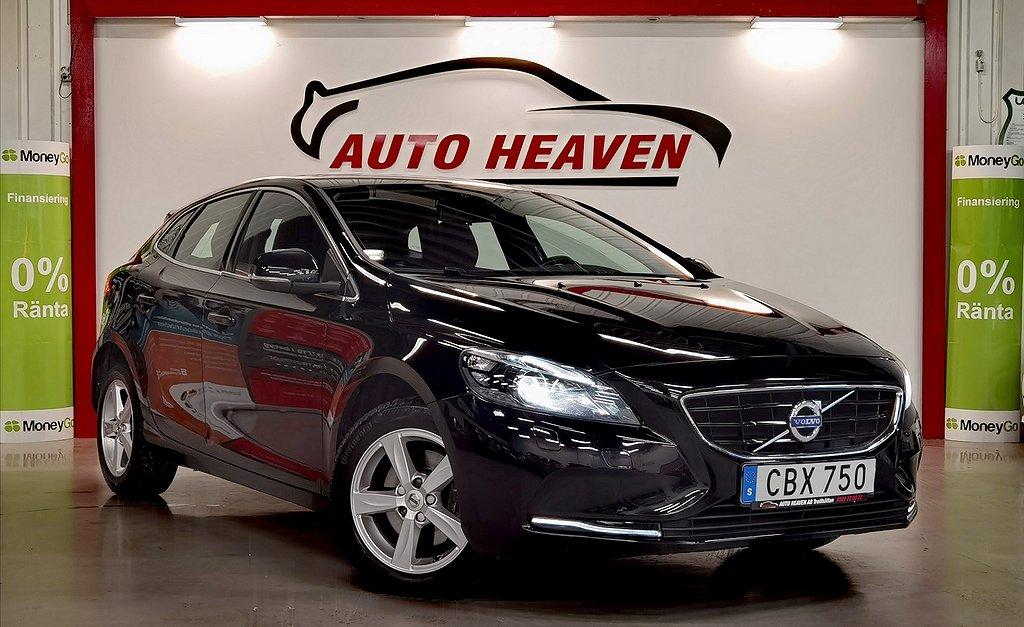 Volvo V40 D3*Momentum*Förvärmare*P-sens*150hk