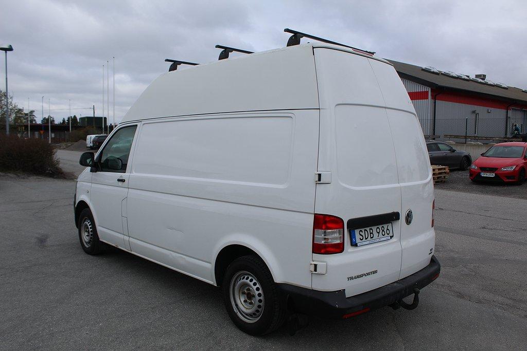 VW Transporter T5 2.0 TDI 4MOTION (140hk)