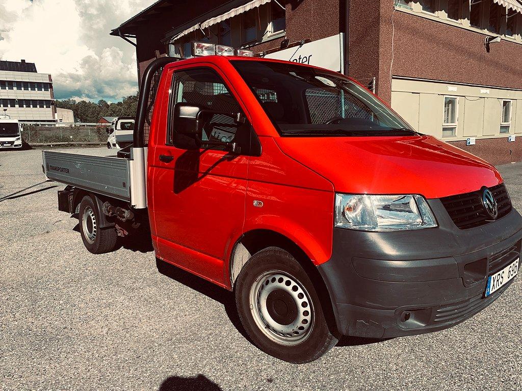 Volkswagen Transporter Kranbil 2.5 TDI DPF 4Motion Comfort 131hk