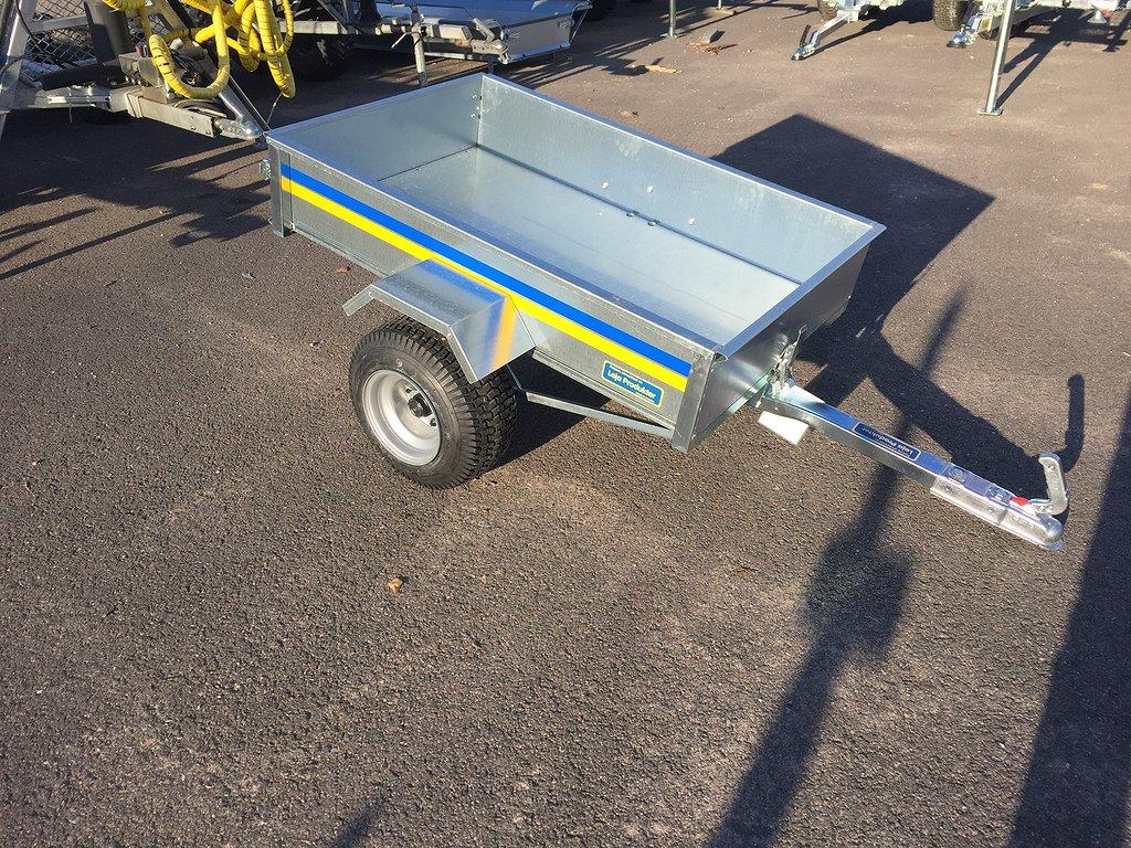 Övrigt Mini trädgårdsvagn med manuell tipp