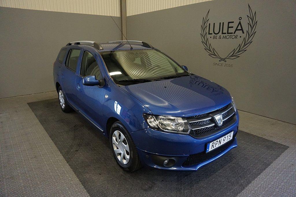 Dacia Logan MCV 0.9 TCe 90HK