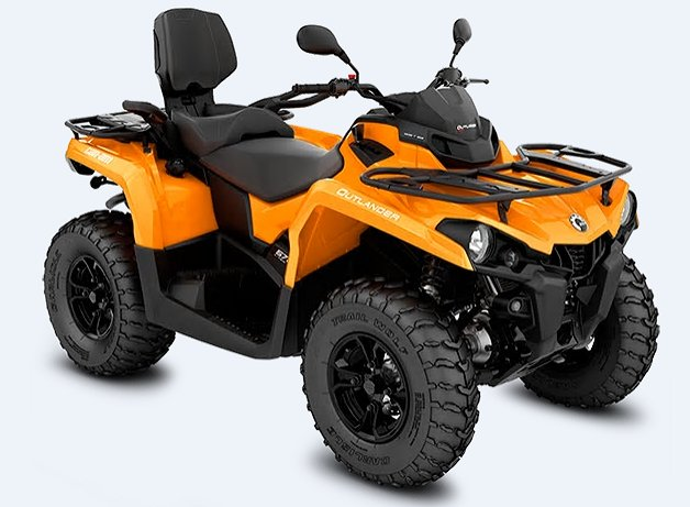 Can-Am Outlander DPS Max 570T, ELiT MC Göteborg