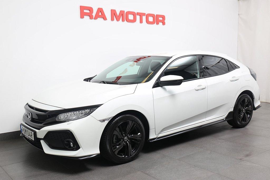 Honda Civic 5-dörrar 1.5T i-VTEC 182hk Sport