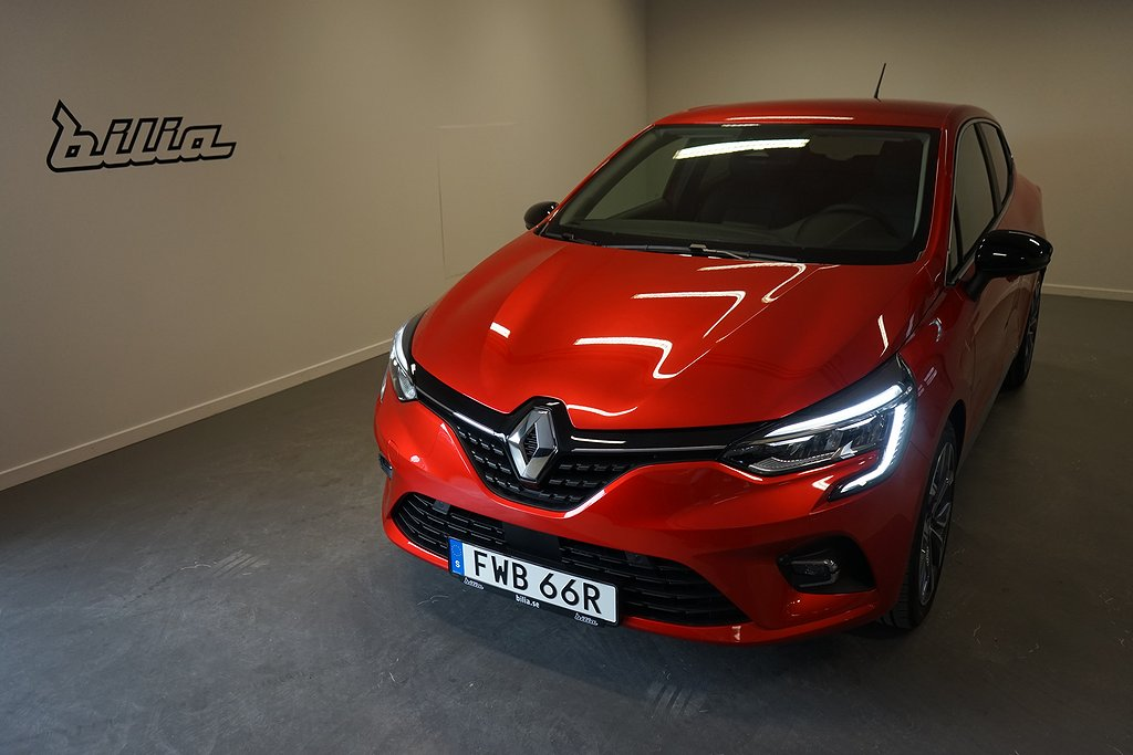 Renault Clio Bilia Edition TCe 100 Intens 5-d