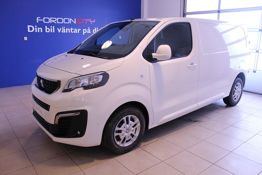 Peugeot Expert PRO+ L1 BlueHDi 180 AUT / WEBASTO