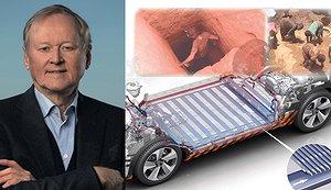 Svenske industritoppen: Barn utnyttjas för elbilsbatterier
