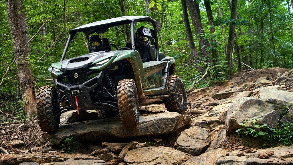 Yamaha Wolverine X2 1000 RMAX SE Traktor
