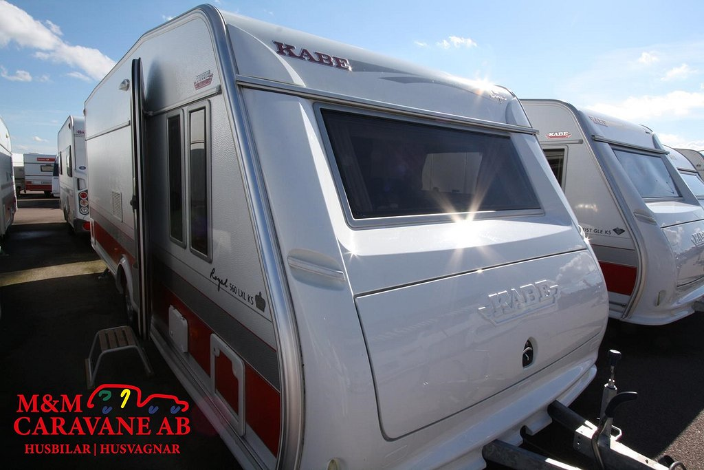 Kabe ROYAL 560 LXL KS dubbelbädd