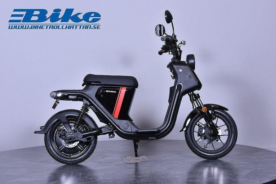 NIU U-pro El-moped 25km/h