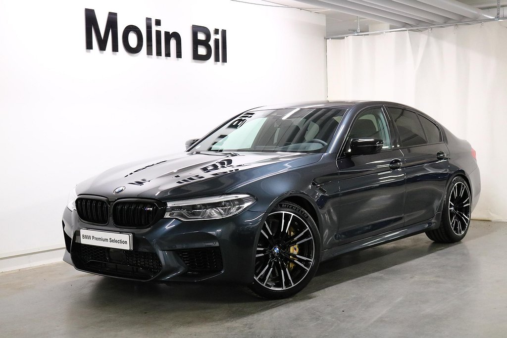BMW M5 Competition / M Driver´s paket