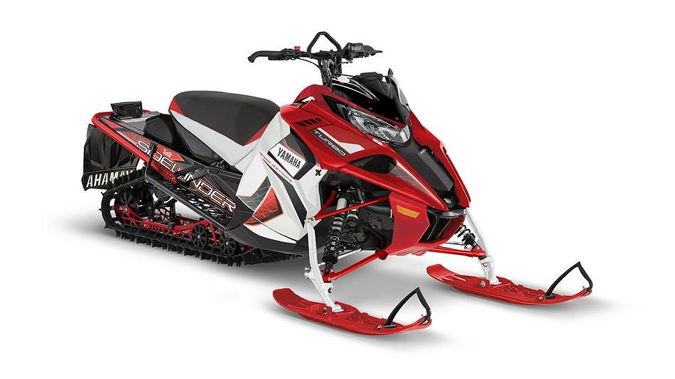 Yamaha Sidewinder X-TX 141 SE