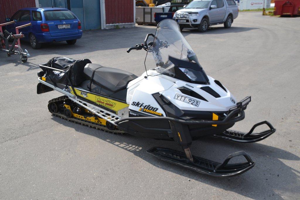 Ski-doo Tundra 600ace Momsad