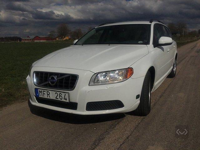Volvo V70 II 2.5FT Bi-fuel (231hk)