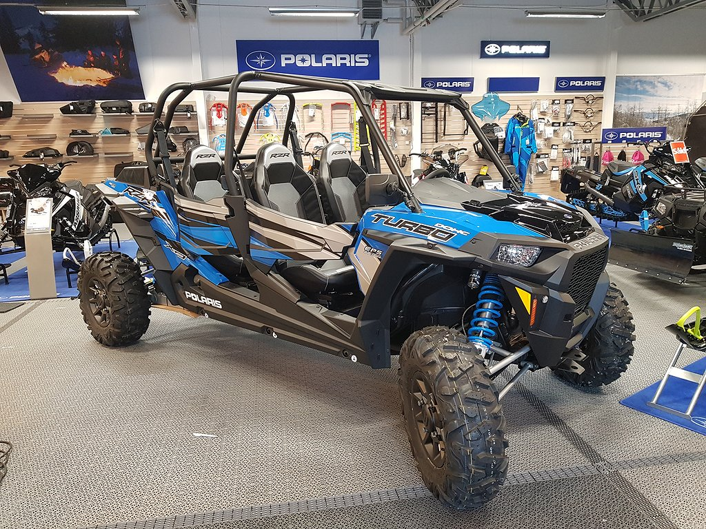 "Polaris RZR 64"" XP4 1000 Turbo EPS ABRIS"