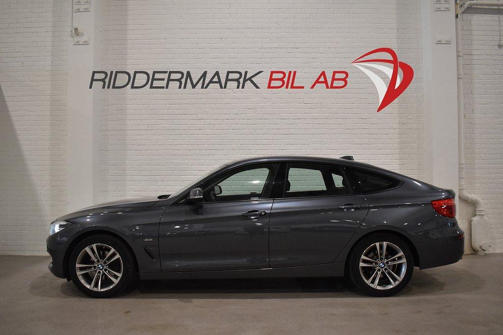 BMW 320d GT xDrive, F34 (190hk)