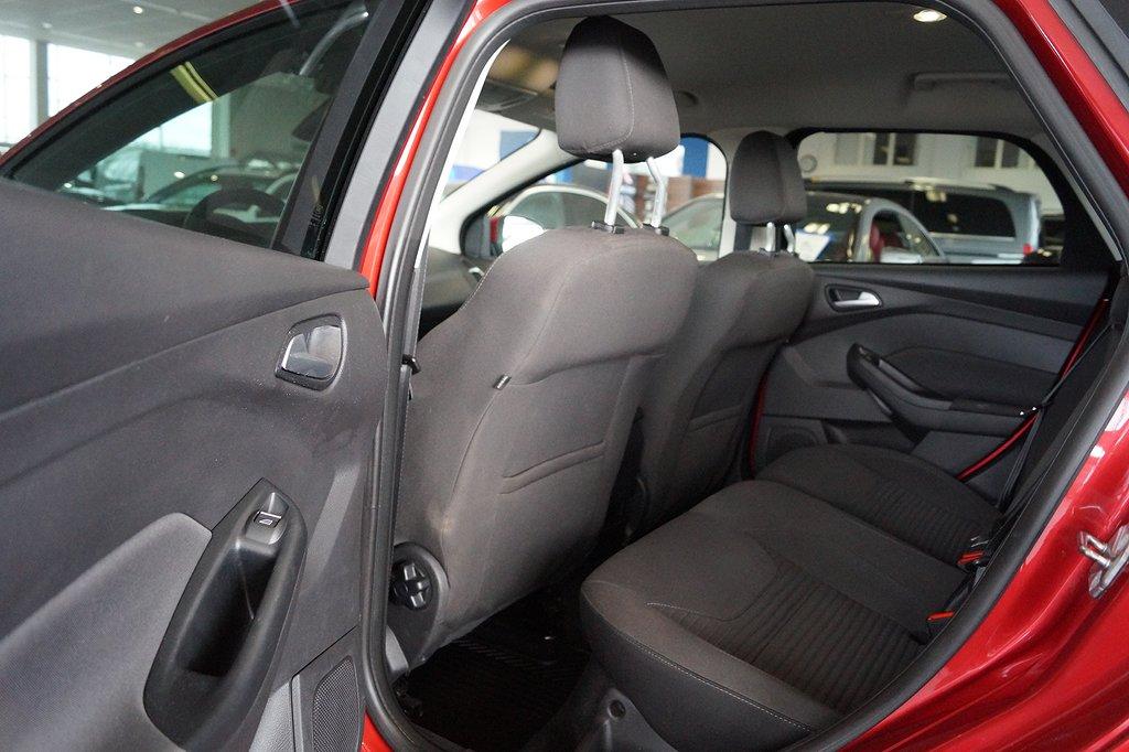 Ford Focus Kombi 1.0 EcoBoost Titanium 125hk