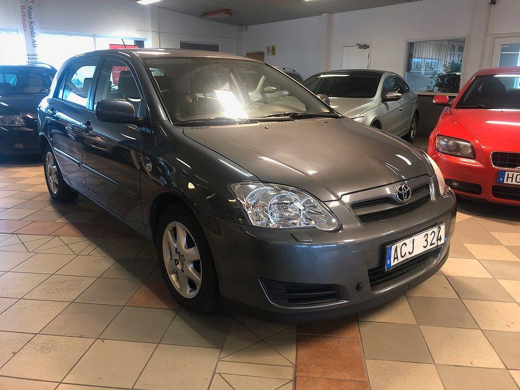 Toyota Corolla 1.6 VVTi 110 HK