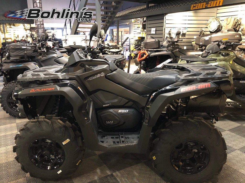 Can-Am Outlander 650 Pro+ T3B -20