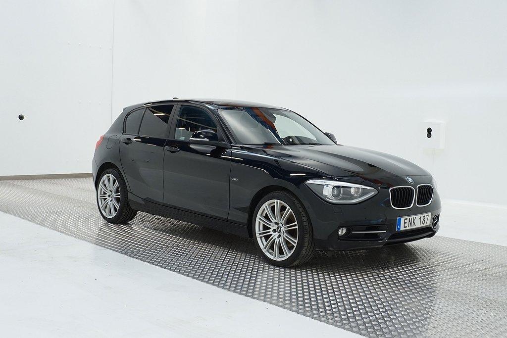 BMW 120d xDrive 5dr, F20 (184hk)