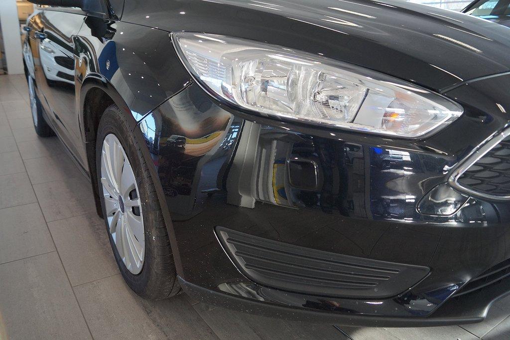 Ford Focus 1.5 Tdci 95hk Trend 5D