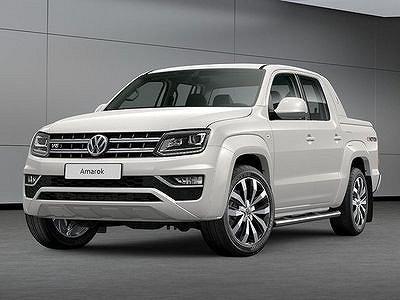 Volkswagen Amarok  AVENTURA 3.0 258HK AUT 4M