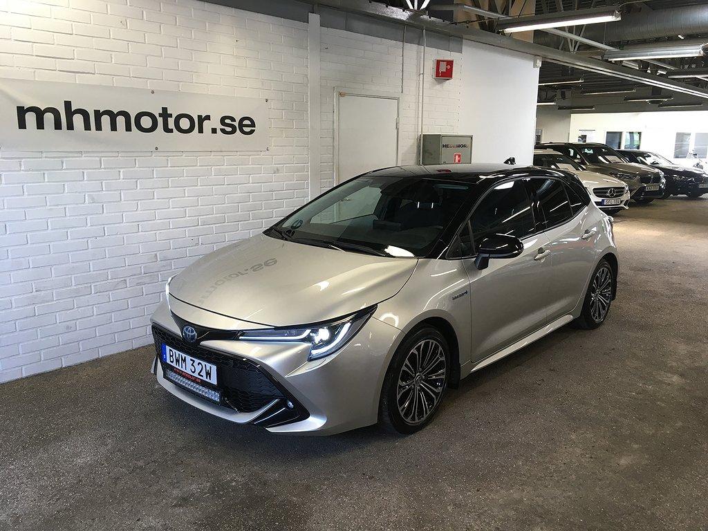 Toyota Corolla Hybrid 2.0 VVT-i CVT Euro 6 184hk