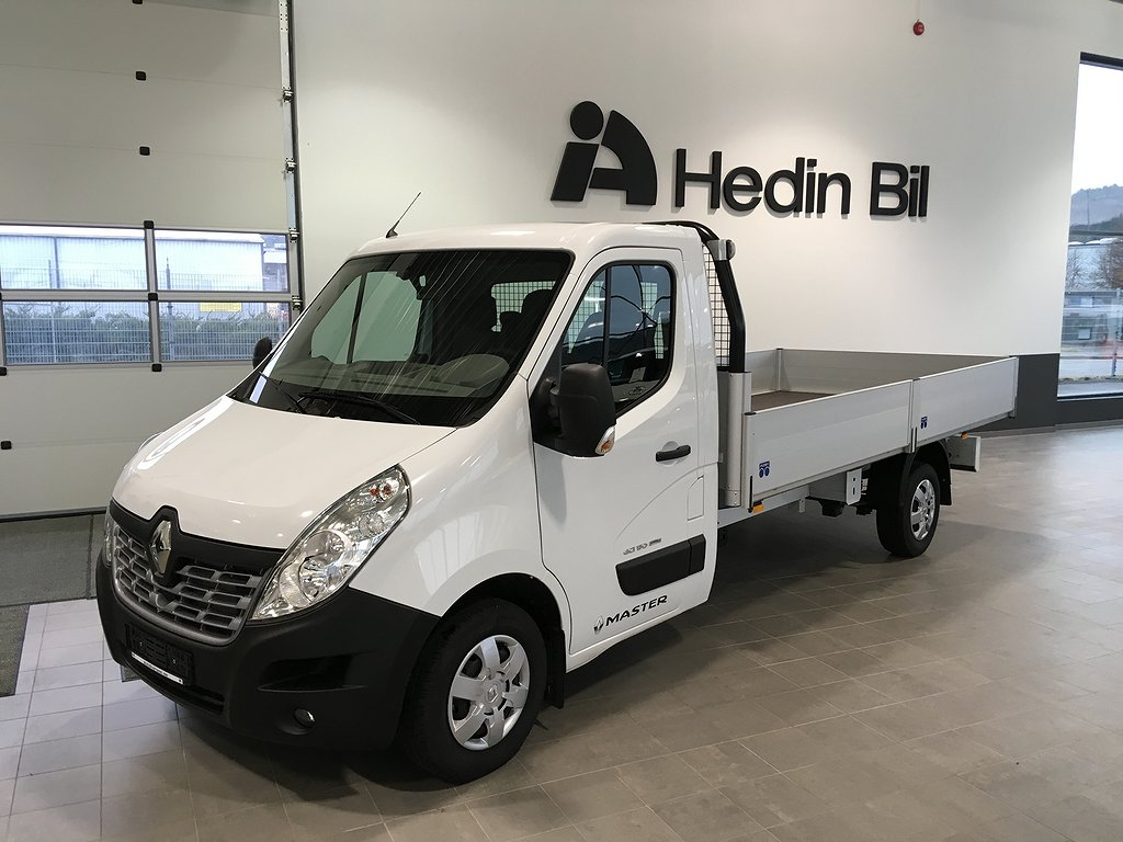 Renault Master CHASSI L3 EH170HK FLAK 4100 FLOBY