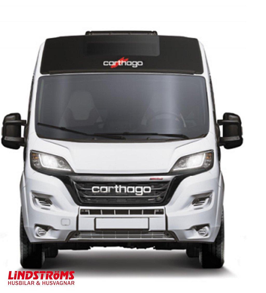 Carthago Carthago Van 600 DB Comfort 35L 140 Oktober 2021