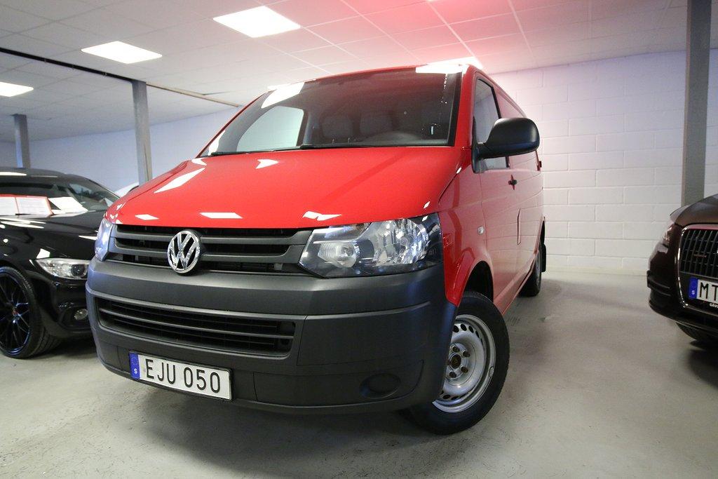 Volkswagen Transporter 2.0 TDI 140hk Dragkrok/Bluetooth