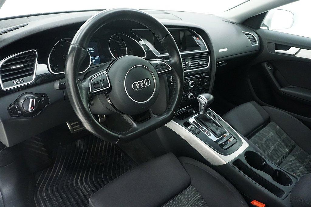 Audi A5 2.0 TDI Clean diesel Sportback quattro (190hk)