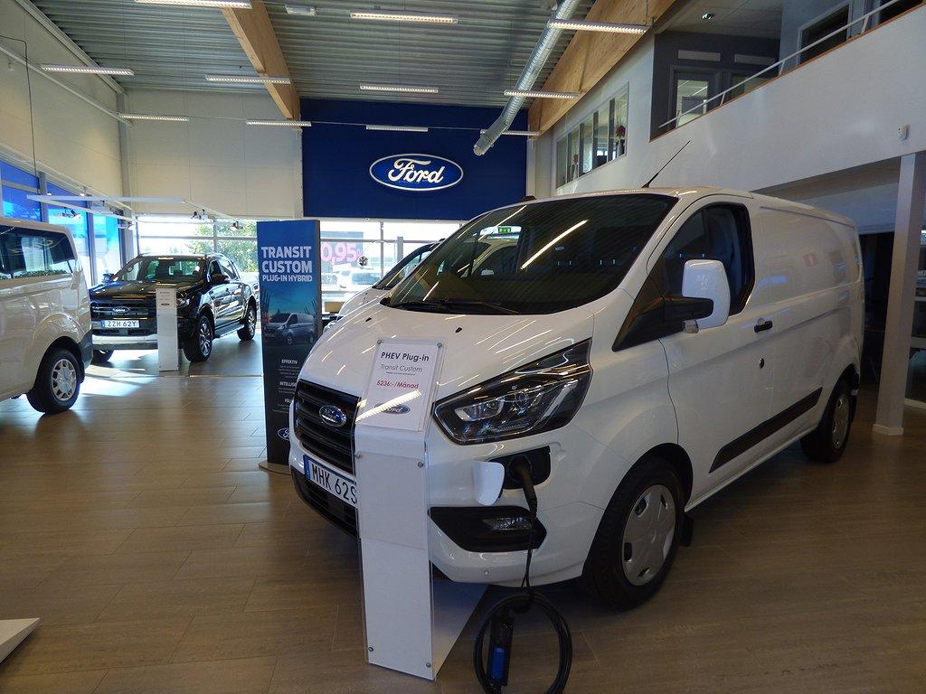 Ford Custom Kampanj Leasa för endast 5236 :-/mån Custom Plug-in Hybrid  CVT