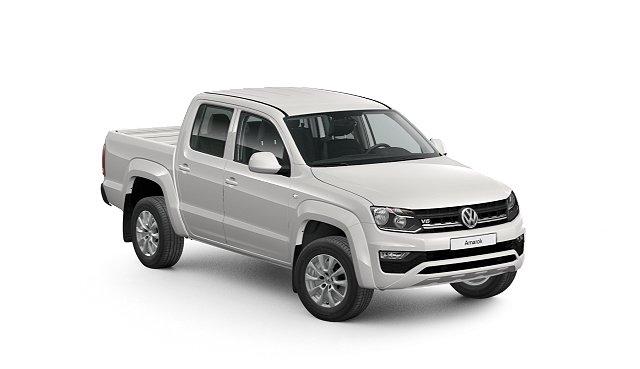 Volkswagen Amarok 2,0 TDI 204hk 4-motion Comfortline