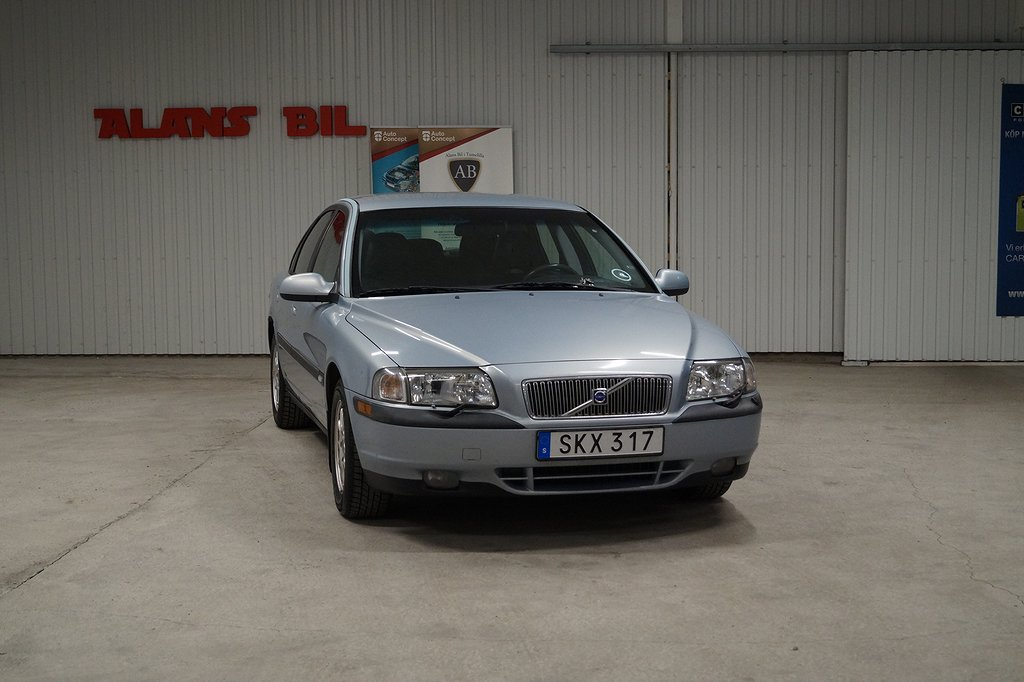 Volvo S80 2.4 Business 140hk