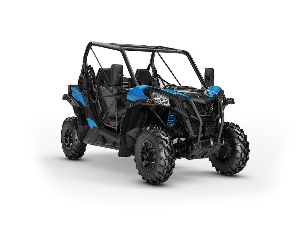 Can-Am Can-Am  Maverick Trail 1000 DPS Octane Blue Traktor B  7FMB