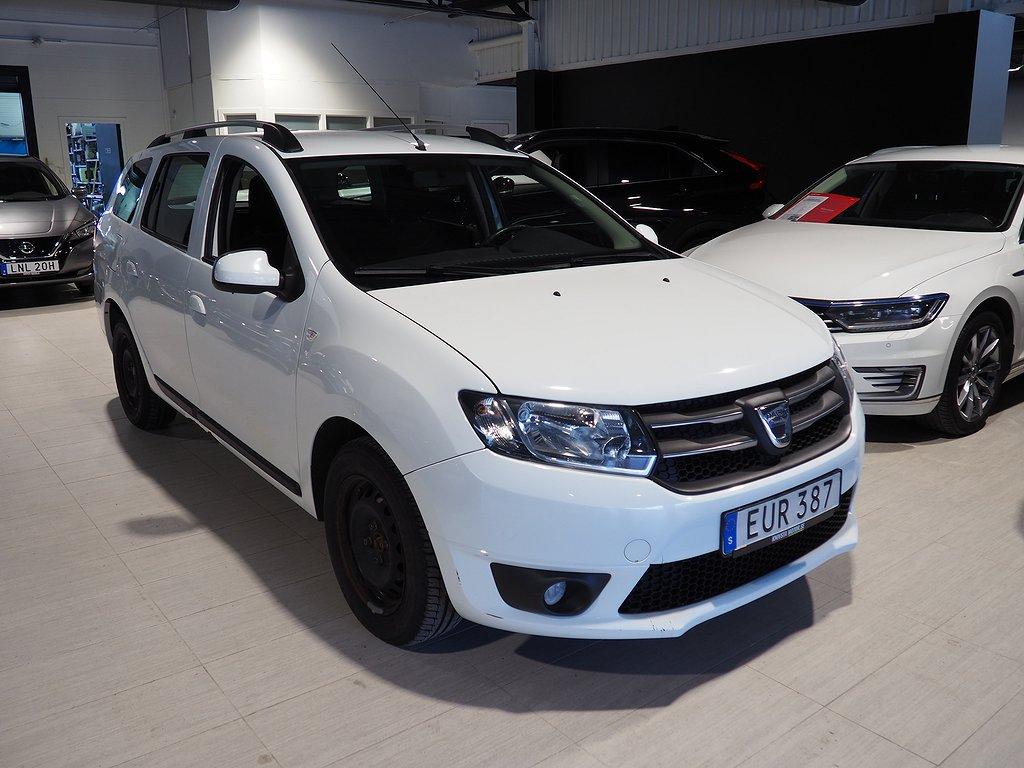 Dacia Logan MCV 1.5 dCi 90hk Navigation 2015