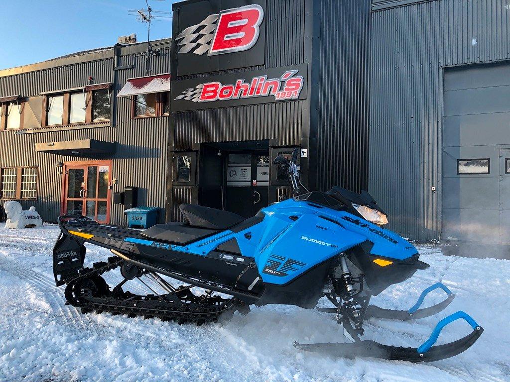 Ski-doo Summit SP 154 850 -20 *0% Ränta*
