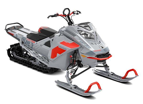 Ski-doo Freeride 165 850 E-TEC ES -21