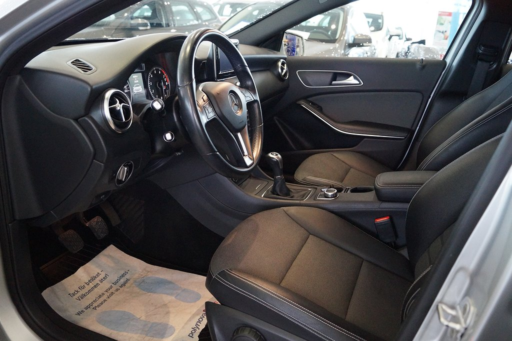 Mercedes-Benz A 180 122hk