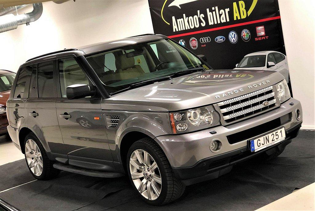 Land Rover Range Rover Sport 4.2 V8 4WD Automat 390hk