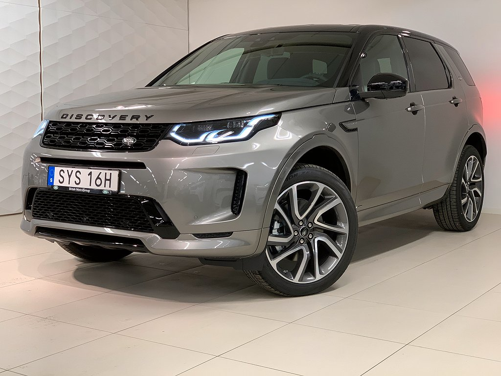 Land Rover Discovery Sport P200 SE R-Dynamic, 21