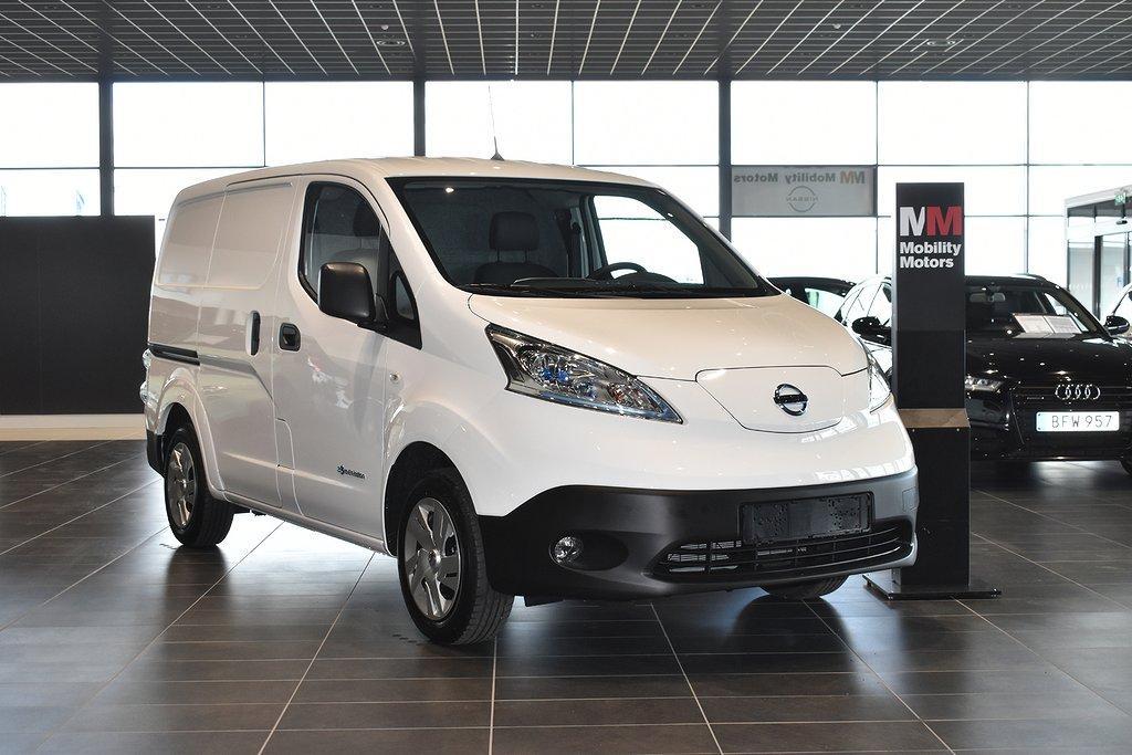 Nissan E-NV200 Van Comfort Plus 40 kWh