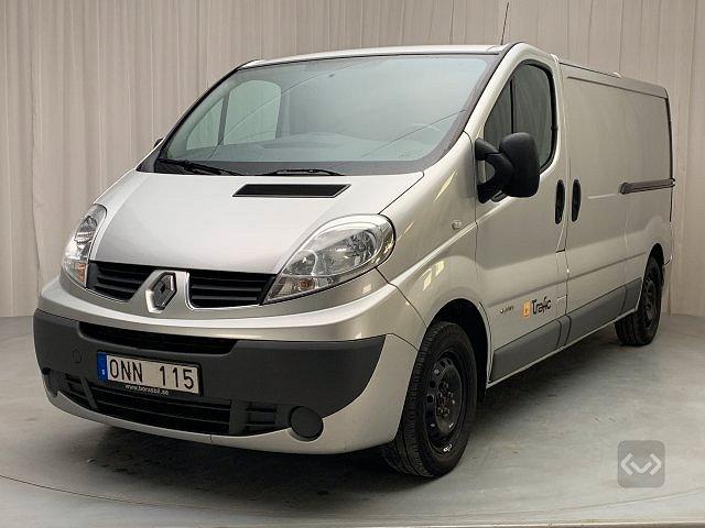 Renault Trafic 2.0 dCi Skåp (115hk)